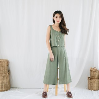 Casual Set / Olive colour