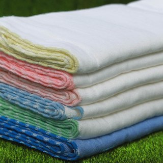 Sports towel [transparent PET bottle recycling environmental fiber fabric]