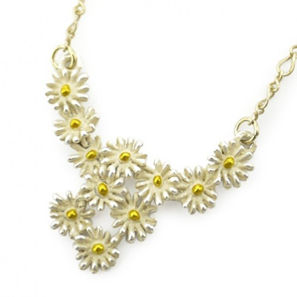 Marguerite Necklace マーガレットモブ・ネックレス / ネックレス NE155