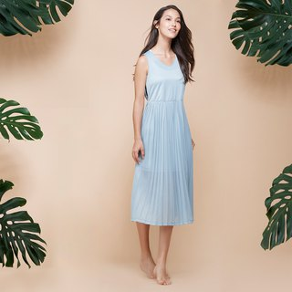 [MACACA] Waltz Dress - BQE8092 Light Blue