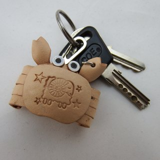 A thank you (crab) - crab key ring charm