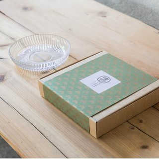 Constellation SECLUSION OF SAGE / Limited gift box _ green pine _ corrugated flat chassis
