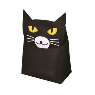 KOMPIS | Nordic Wind Cute Animal Shaping Bag - Cat / Toy Clothes Diaper Storage /