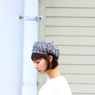 【The MAMA's Closet】Triangle(Grey) / Beret