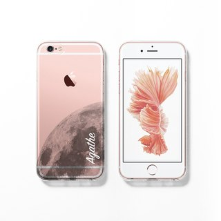 iPhone 7 case, Clear iPhone 7 plus case, Decouart original design C133