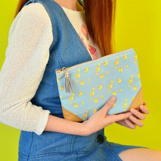 Thai Sweets Canvas Bag : Kleeb-Lamduan  กลีบลำดวน