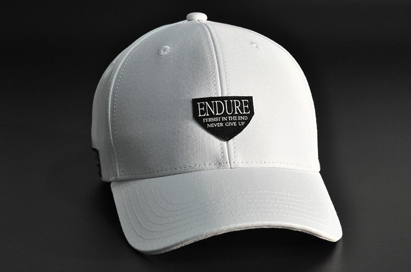 ENDURE classic old hat version / white