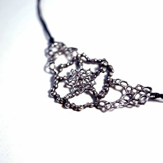 Marine # 2 [necklace] [silver]