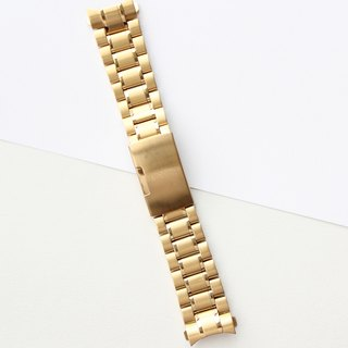 【PICONO】Stainless steel strap-Gold