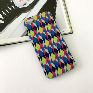 Prism Color 4 Print Soft / Hard Case for iPhone XS Max / Samsung Galaxy Note 9