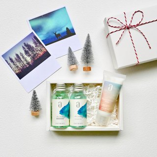 Gifts - Plant Fragrance Gift Set - Body Lotion & Shampoo & Shower Gel