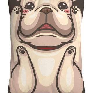 One god method fighting skin ancient series pillow [Pigu hug]