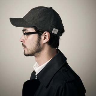 Japan Gimixed wool baseball cap-Furury