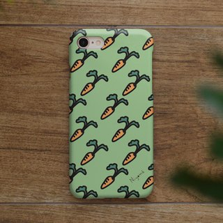 iphone case cute carrot pattern for iphone5s,6s,6s plus, 7,7+, 8, 8+,iphone x