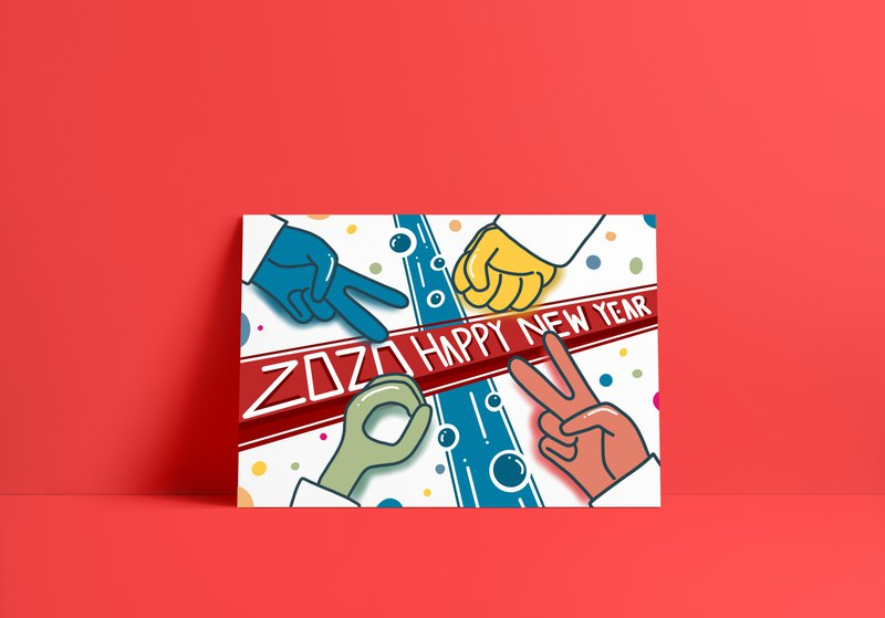 2020 New Year's card-A01