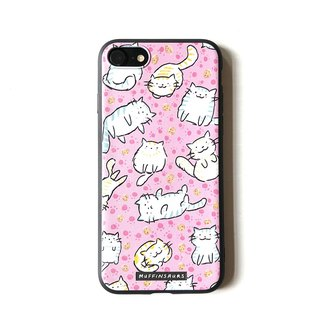 Cookies & Kitties iPhone 7/8 7+/8+ case