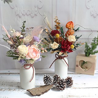 Ying Luo Manor*Amaranth. Immortal flowers. Dried Flowers*GIFT * healing line Goods Gifts of small objects G45 / immortal flower box / Mother's Day Flowers & Gifts / Senior Year / dried flower boxes