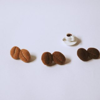 My Coffee Beans▲胸針