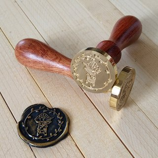 Mr.Bird Mushroom Sealing Wax