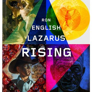 Ron ENGLISH: LAZARUS RISING creative anthology Artist Signature Edition