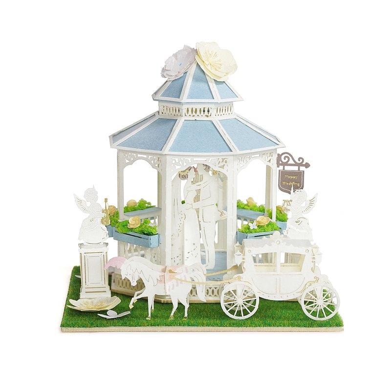 【Jeantopia】紙雕工藝 好時光DIY材料包 婚禮迴廊 | 9026629