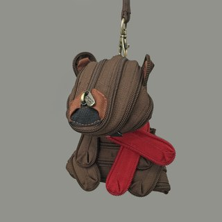 Scarf Bear [Brown]