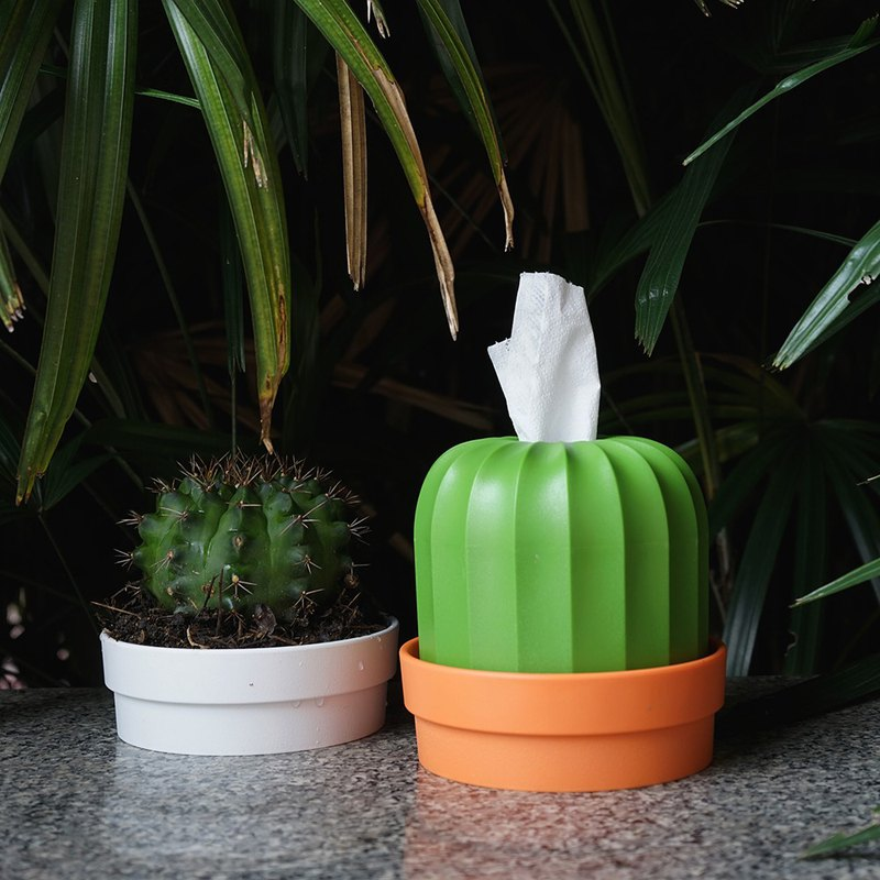 [Home Life] QUALY Cactus-Roll Toilet Paper Box