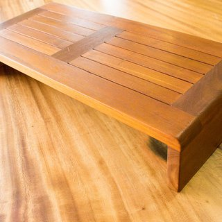 [DECOBALI 德客家俬]LCD stand solid wood heightening