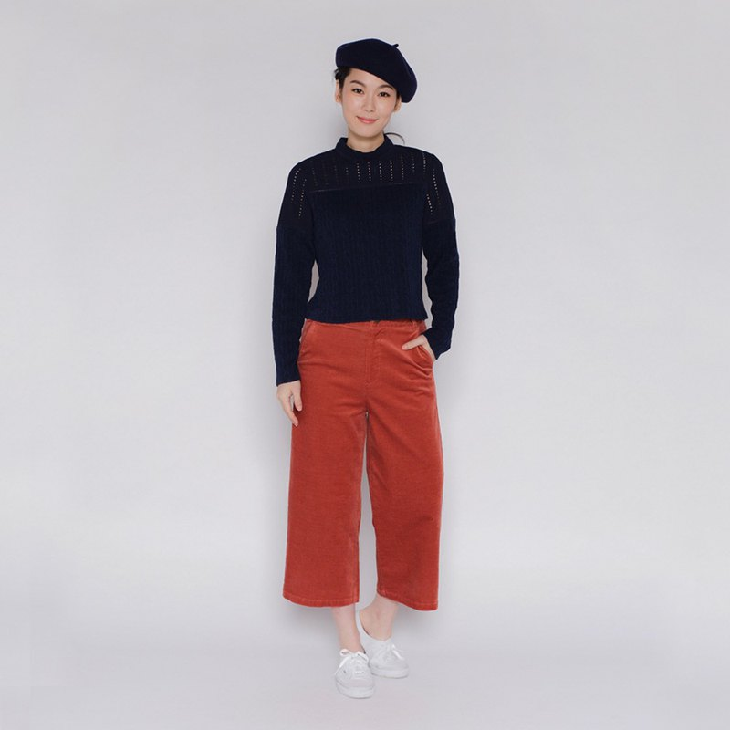 [End of Year Surprise] Reverie Wide Leg Trouser