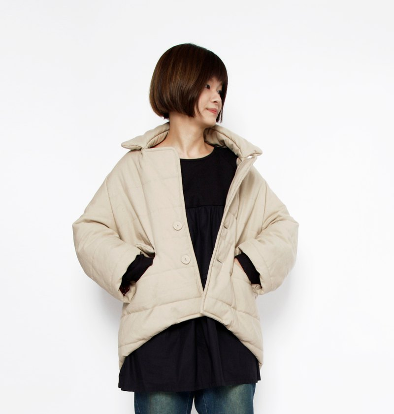 Earth_ Seed Bank Cotton Coat