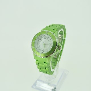 [CATCH Ultra-light's series] Colorful bracelet watch - Green
