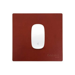 BEFINE Modern Urban Style Leather Mouse Pad - Dark Coffee (8809402594689)