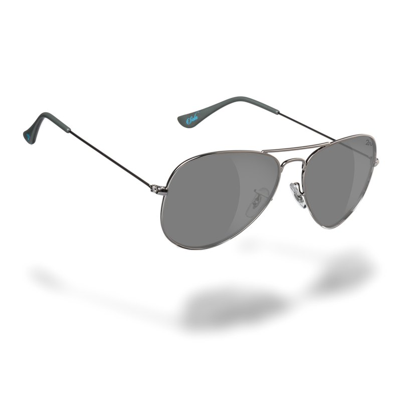 SOLA - Grey Polarizied Sunglasses