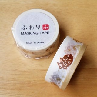 Japan Iyo and paper and paper tape [Fuwari yaki (FW47005)]