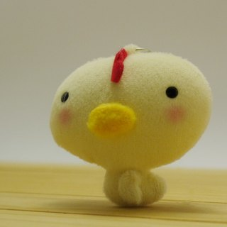 Bucute wipe the phone screen mobile phone strap chick ┃ ┃ ┃ plug headphones attached gift