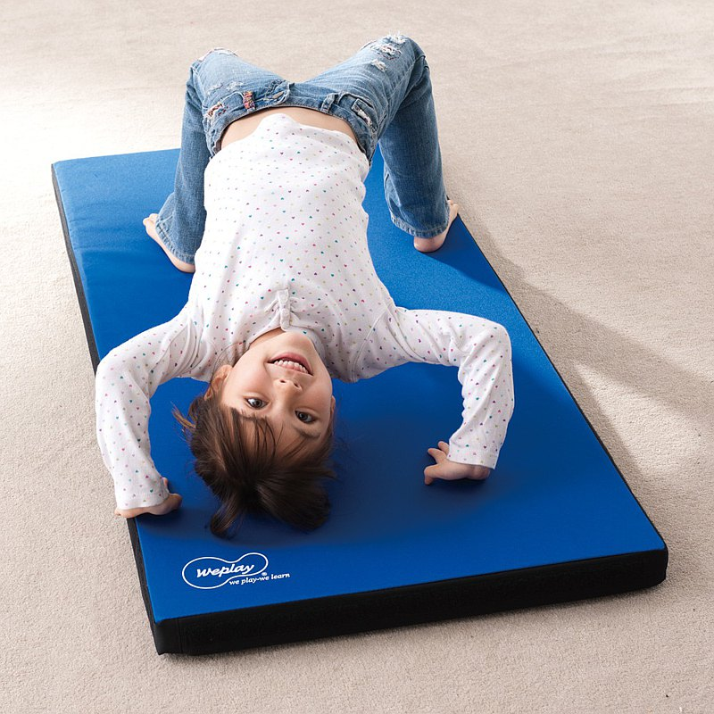 Weplay Exercise Mat - Blue