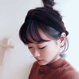 Winter love song Elastic hairband