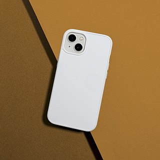 SolidSuit Classic Drop-proof Phone Case / White - for iPhone Series