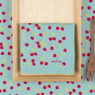 Ardium Nature Hanky ​​Handkerchief - Cherry