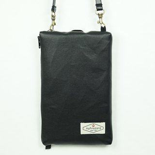 HAZA touch dual phone bag / bag (with hook strap)