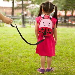 Skip Hop - Cute Zoo Mini Backpack - Little Ladybug