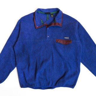 Patagonia outdoor brushes sweater vintage ptg-004