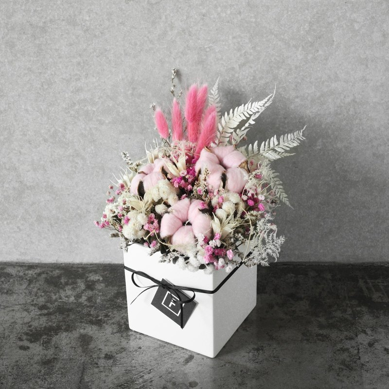 [Flowers for FORi Flower] harvest season - dry table flowers - spring cents