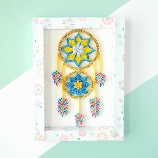 Handmade decorations-Dreamcatcher