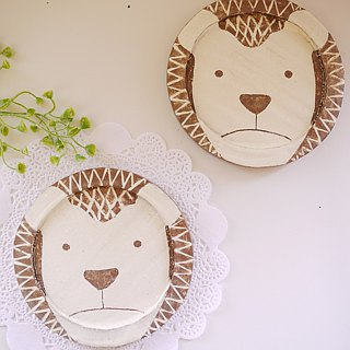 Animal dish 【Lion】