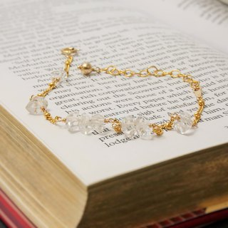 | | ヘルキモント Herkimont American 14K Gold Bracelet Light Jewelry