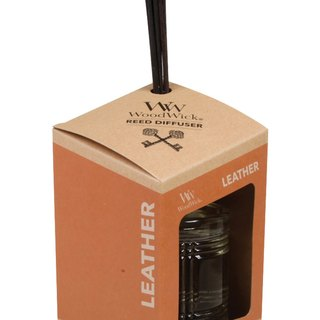 【VIVAWANG】 WW3oz Male reeds to spread incense (nostalgic leather) nostalgic leather with warm sandalwood elegant