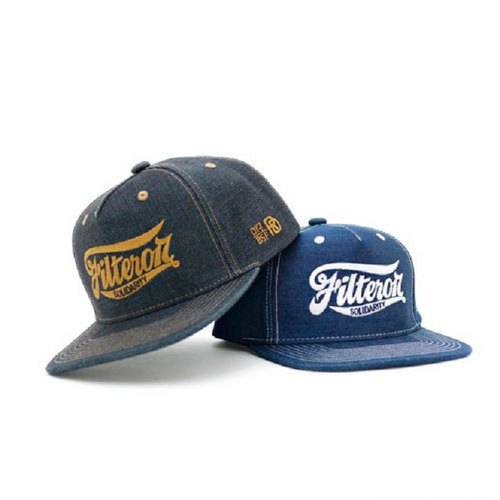 Filter017 BSF Denim Work Cap / BSF丹寧工作帽