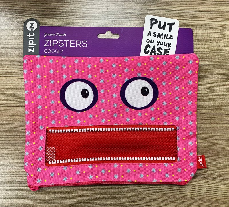 Zipit Carry Bag-Surprise Pink