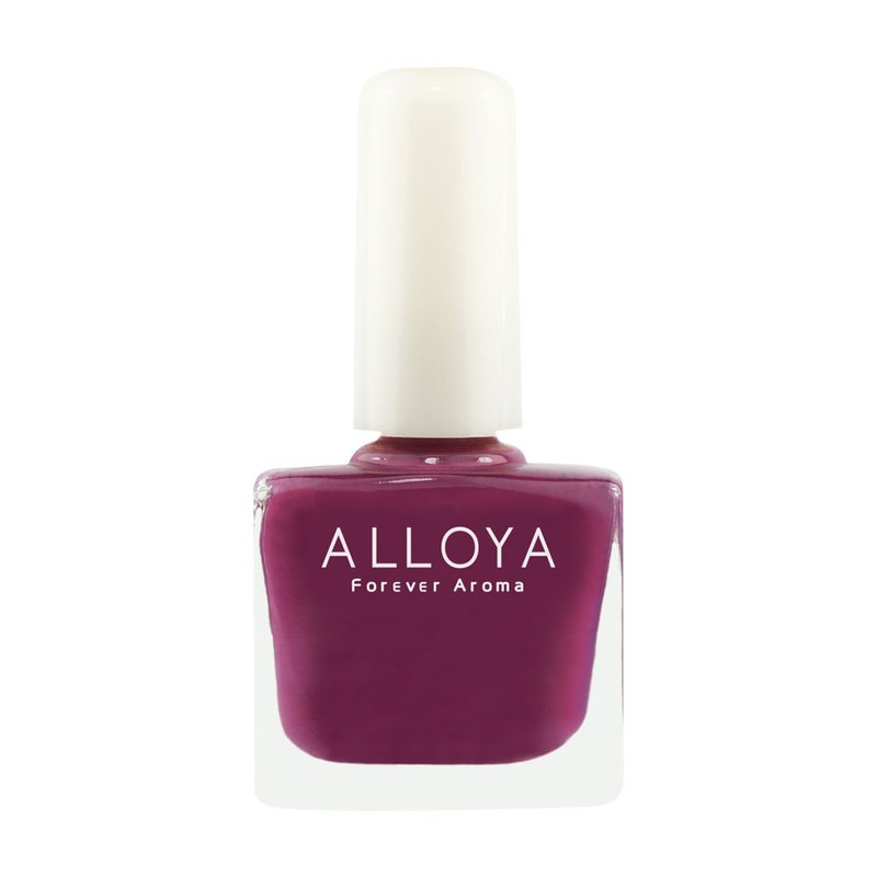 Water-based non-toxic finger color 034 champagne grape purple / durable + quick-drying
